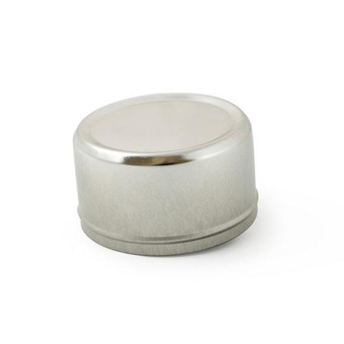 puszka metalowa 0,25 l z wieczkiem zakładanym
