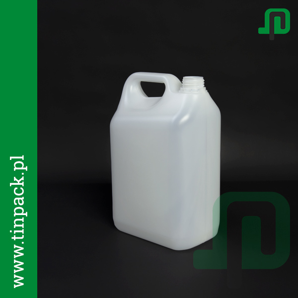 kanister HDPE 5l