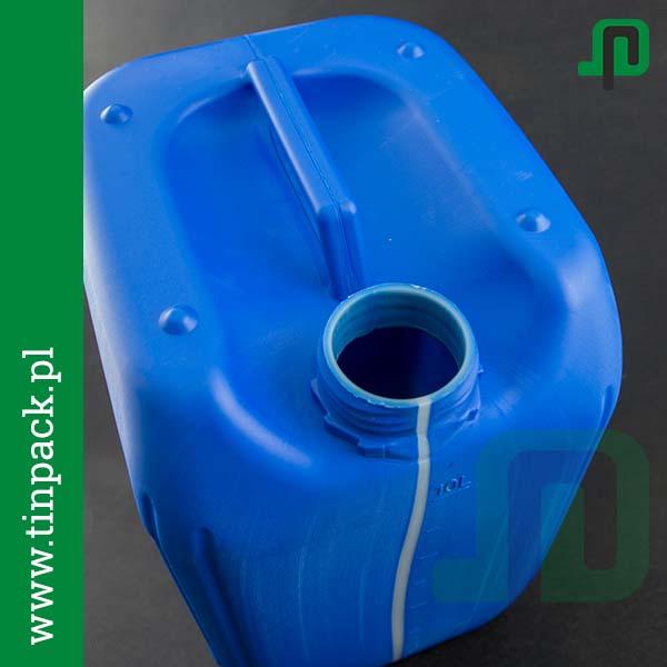 Kanister 10L HDPE