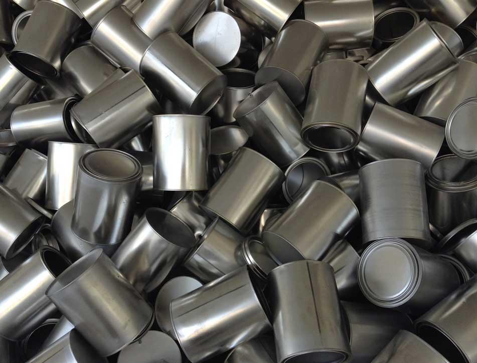 Puszki metalowe