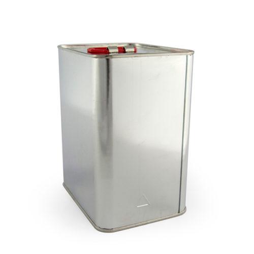 Kanister metalowy prostokątny 2,5L